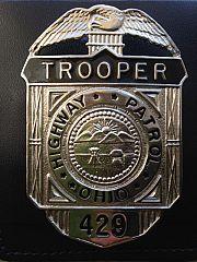 Trooper Badge